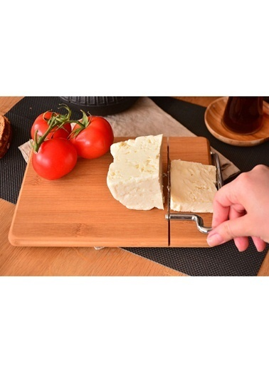 Cheddar Peynir Seti-Bambum